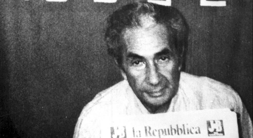 Donati presente alla commemorazione di Aldo Moro