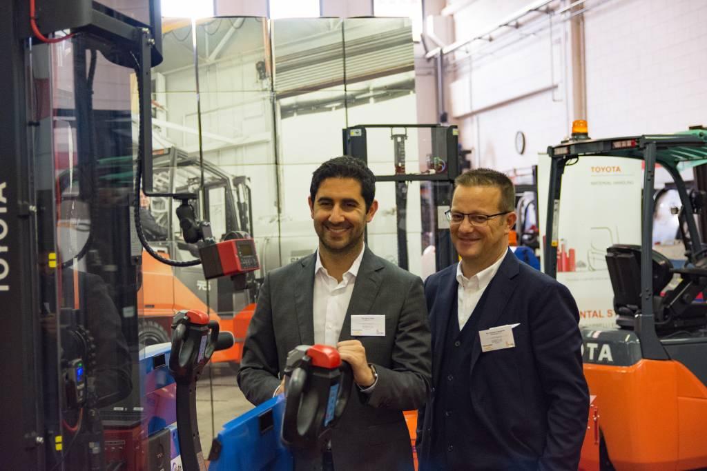 Alla Piazzalunga batterie al litio: innovazione industriale