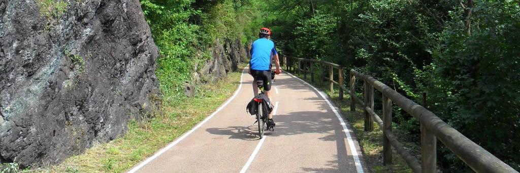 bicicletta val brembana