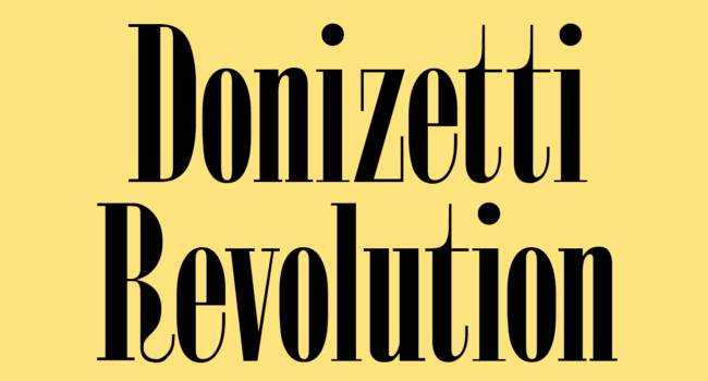 donizetti revolution