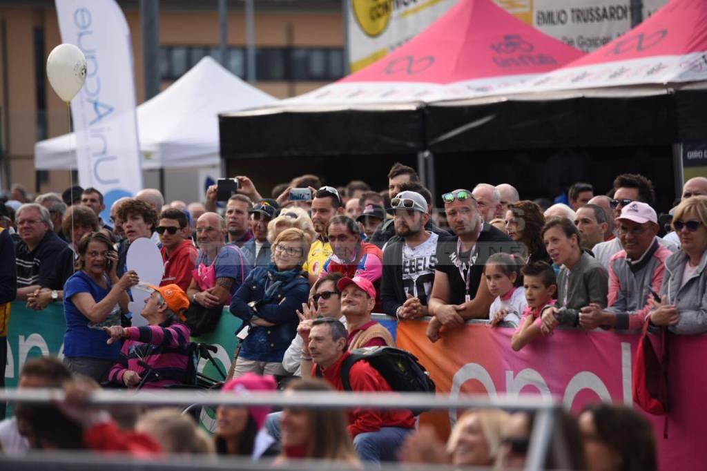 Giro d'Italia a Rovetta