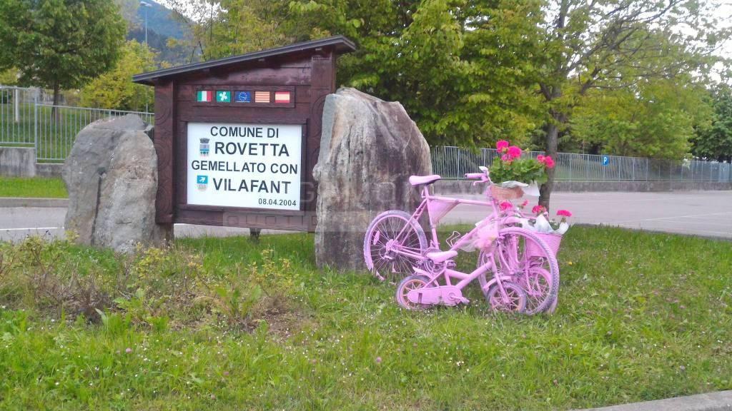 Giro d'Italia, Rovetta si veste di rosa