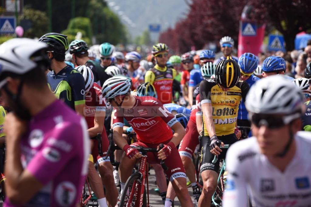 Il Giro d'Italia parte da Rovetta