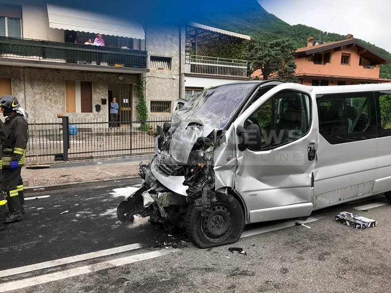 incidente a Endine