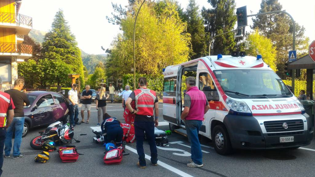 incidente castione