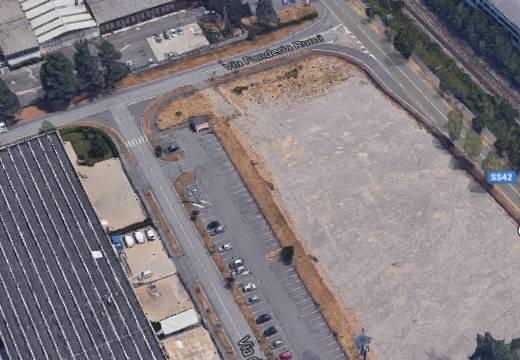 Area nuovo centro commerciale Seriate