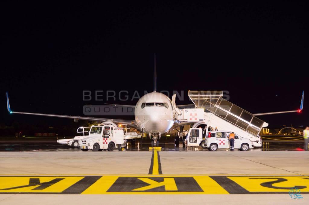 Volo Kiev-Bergamo