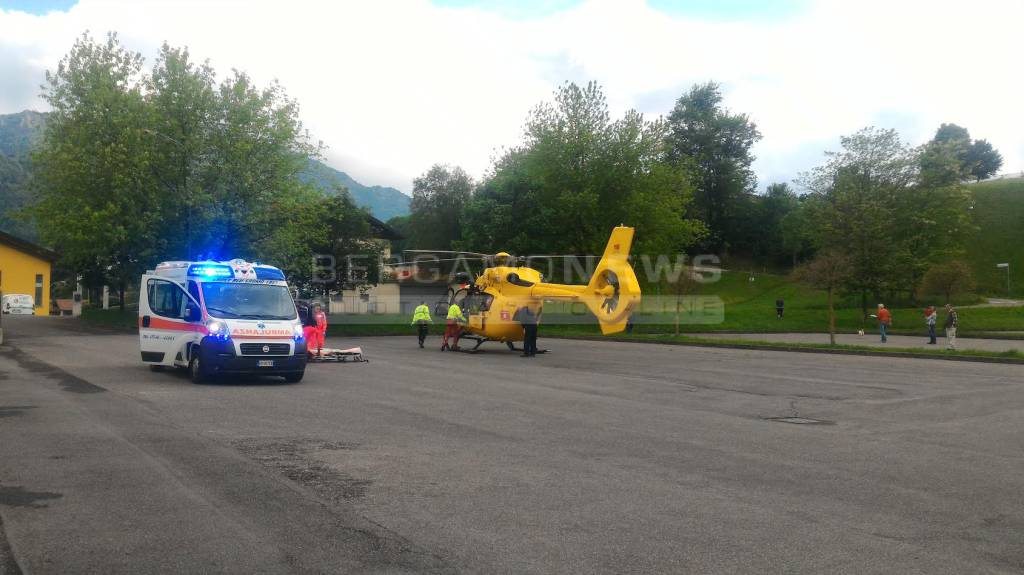 Incidente a Clusone