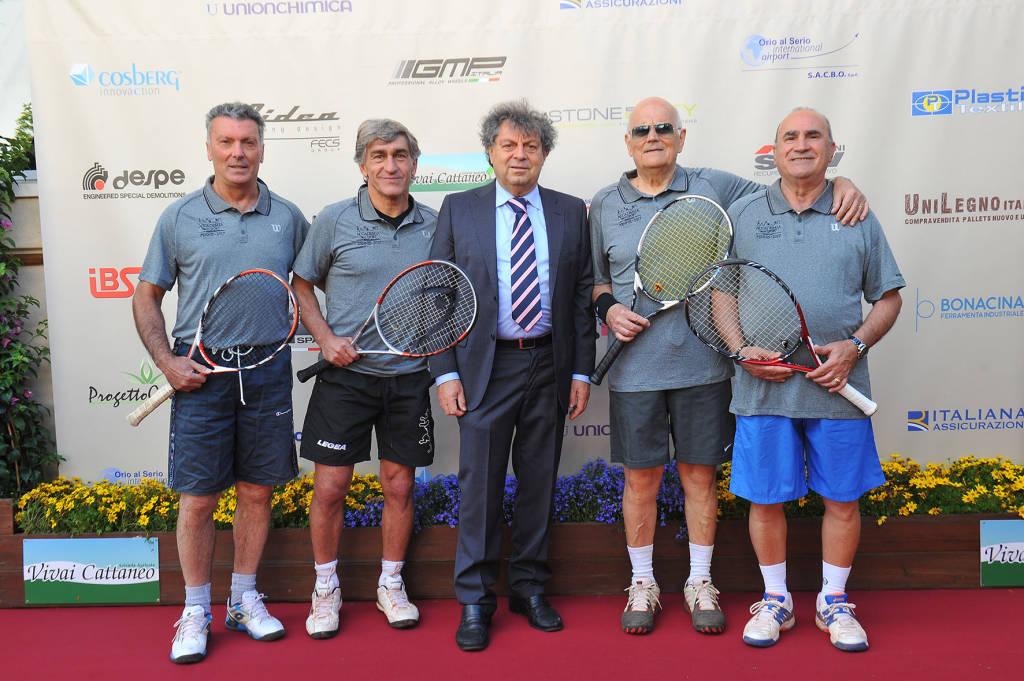 Accademia dello Sport per la solidarietà - tennis2017