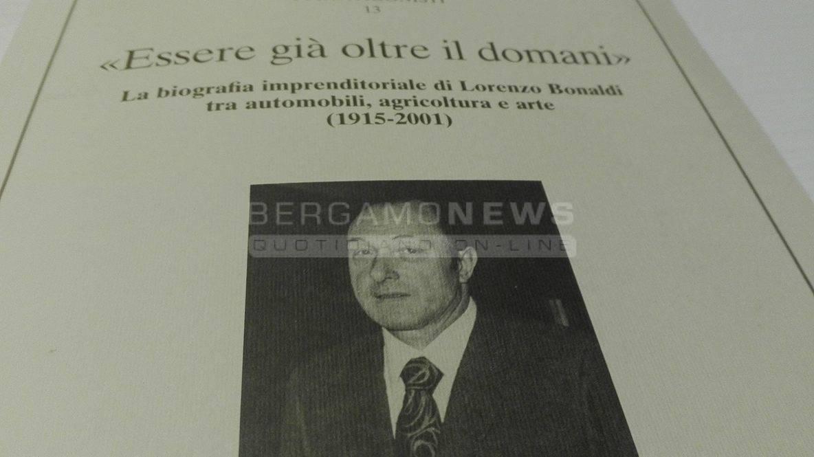 Lorenzo Bonaldi, presentazione del libro