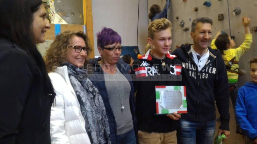 Magoni premia Bendotti
