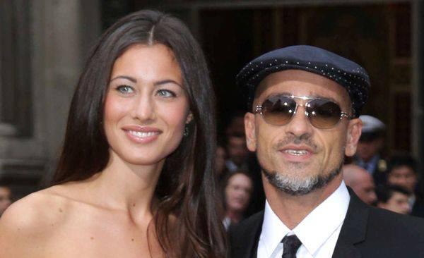 Eros Ramazzotti alla moglie Marica: