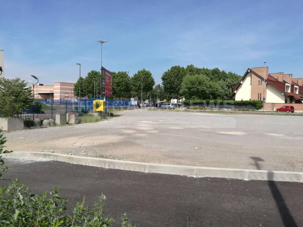 Nuovo parcheggio al PalaFacchetti