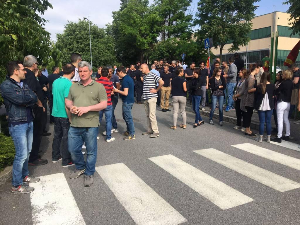 sciopero reggiani
