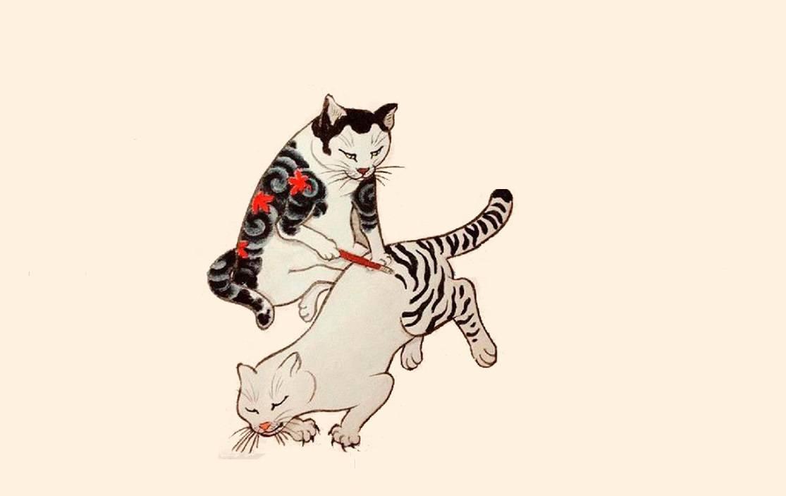 tattoo gatti