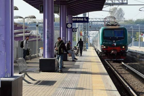 Treno parona