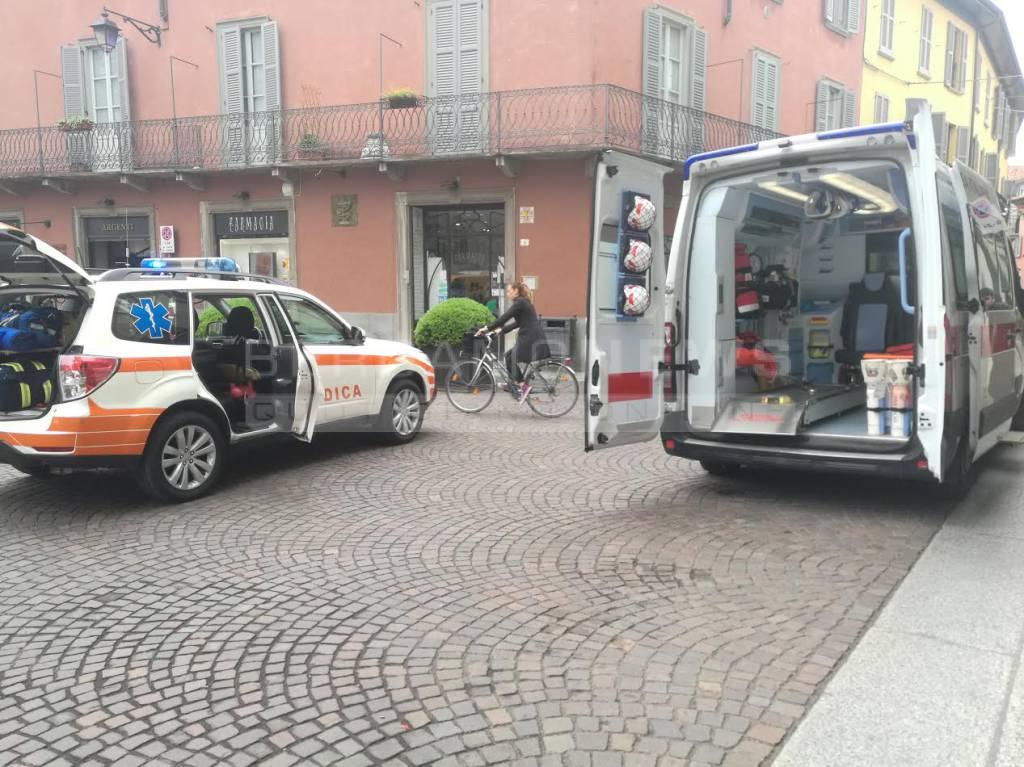 treviglio ambulanza comune