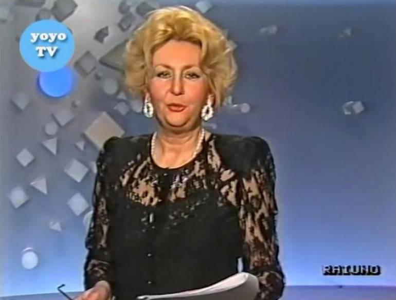 Addio ad Anna Maria Gambineri, la
