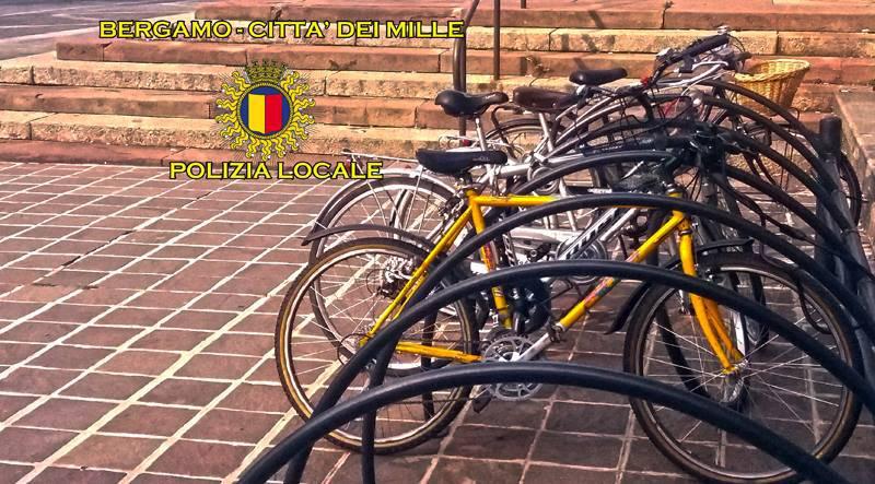 bici rubate bergamo