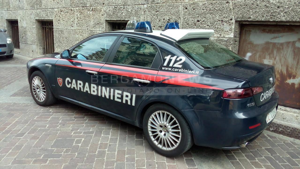 carabinieri generica nostra