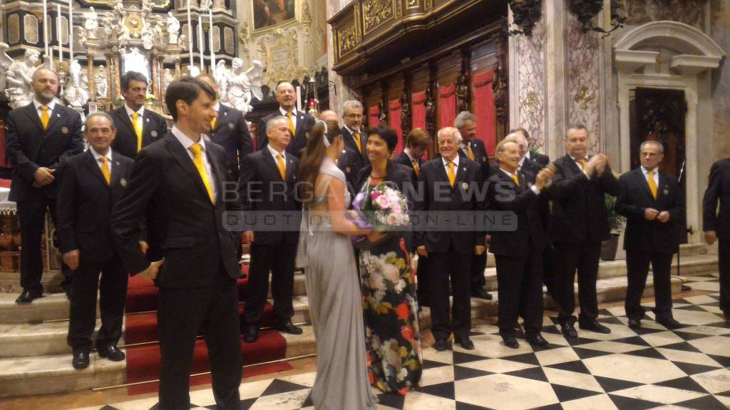I 60 anni del coro Idica