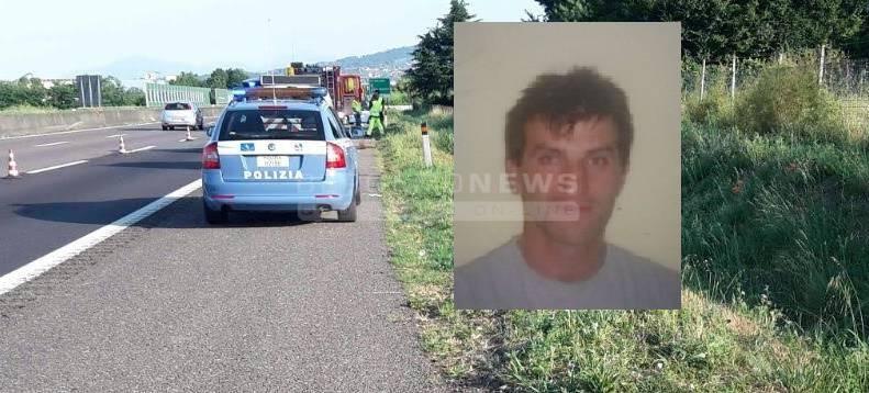 Incidente mortale sull'Autostrada A4 Milano-Brescia tra Rovato e Palazzolo