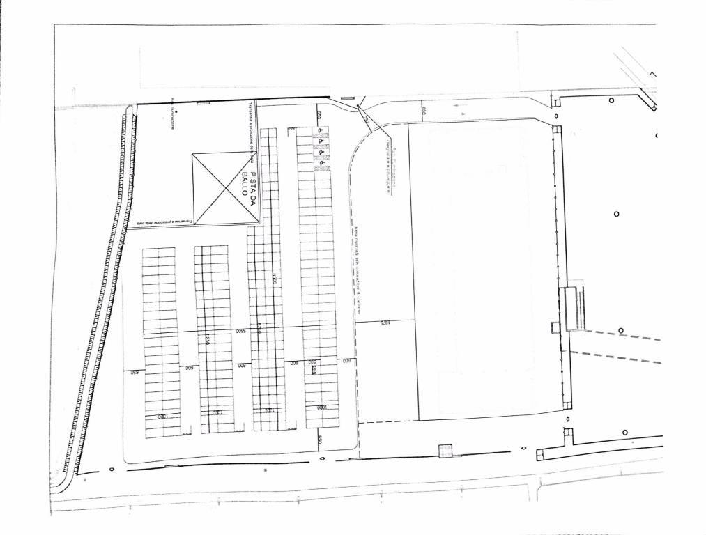 Parcheggio stazione centrale di Treviglio