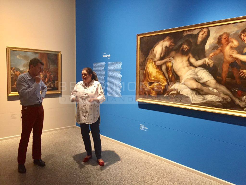 Van Dyck all'Accademia Carrara