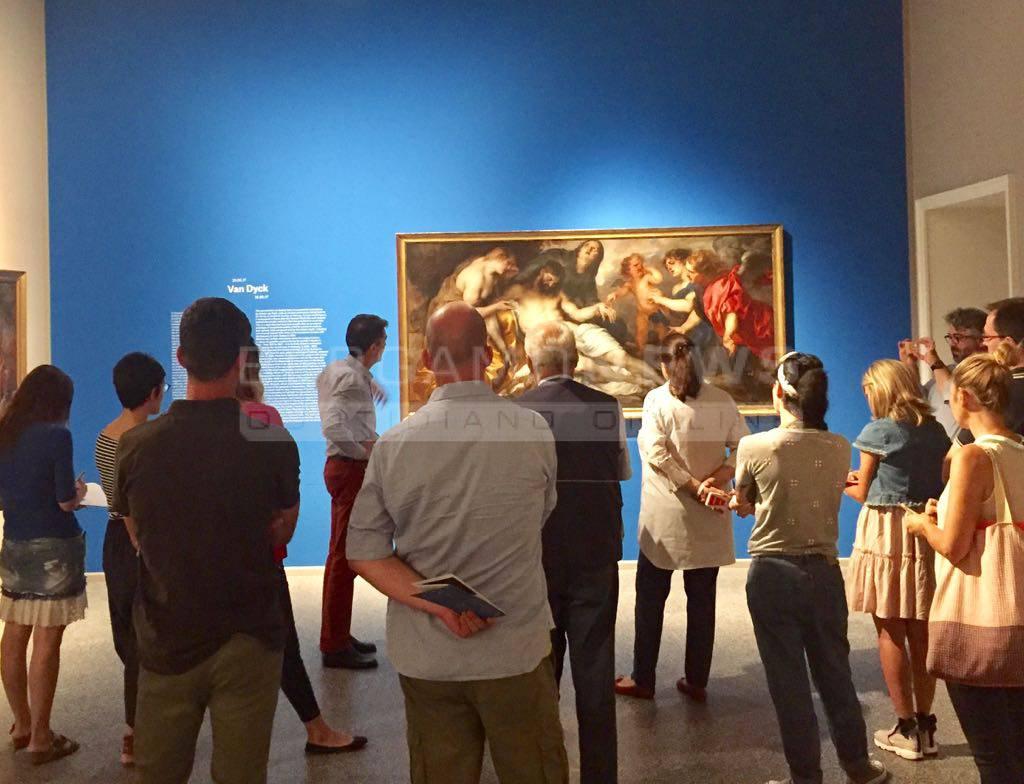 Van Dyck all'Accademia Carrara