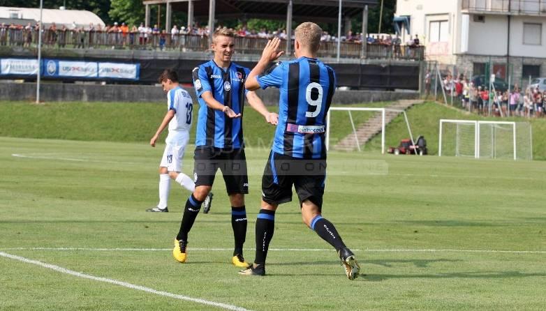 Atalanta-Brusaporto 15-0
