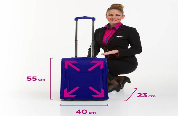 bagaglio wizz air