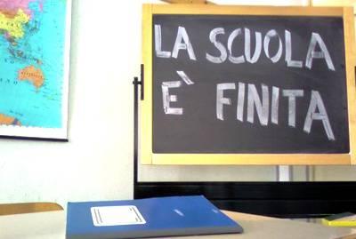 fine scuola