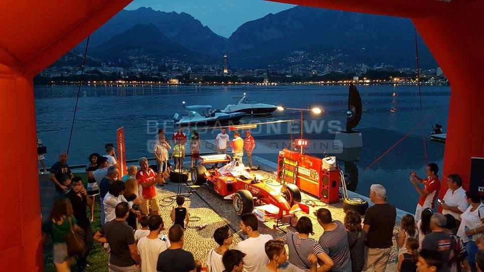 Ferrari a Malgrate