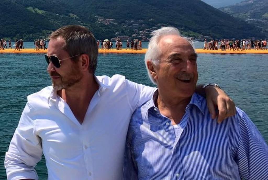 Luca Bombassei e Alberto Bombassei