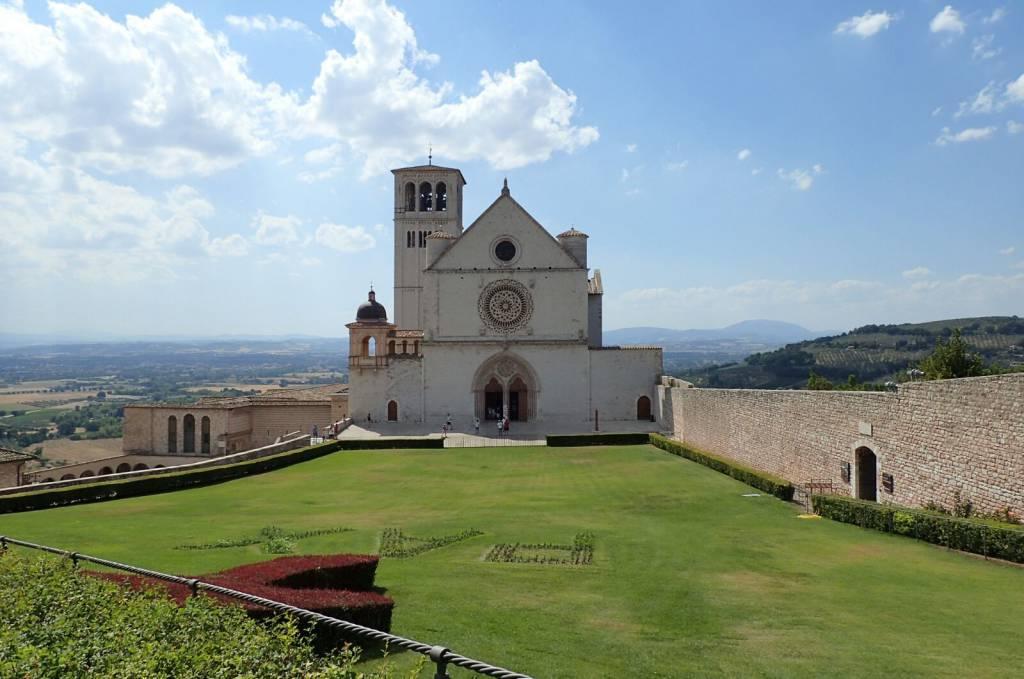 Passo passo 40ª tappa Assisi