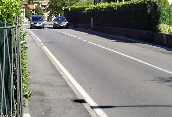 Ponteranica, allarme sicurezza in via Valbona