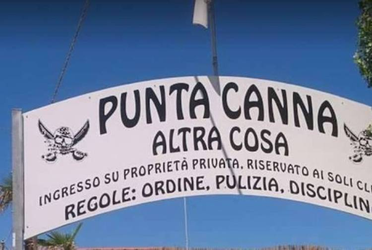 Spiaggia fascista di Chioggia, indagato il gestore