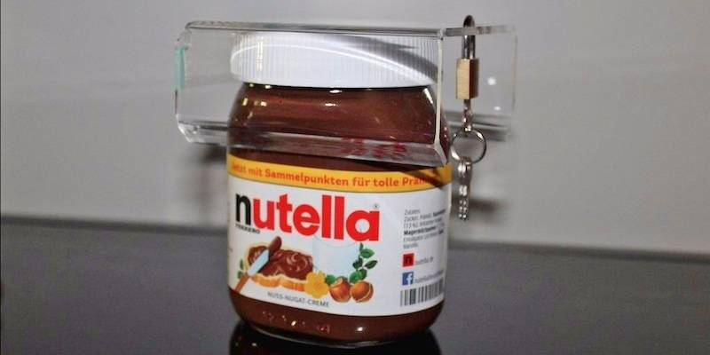 Antifurto Nutella