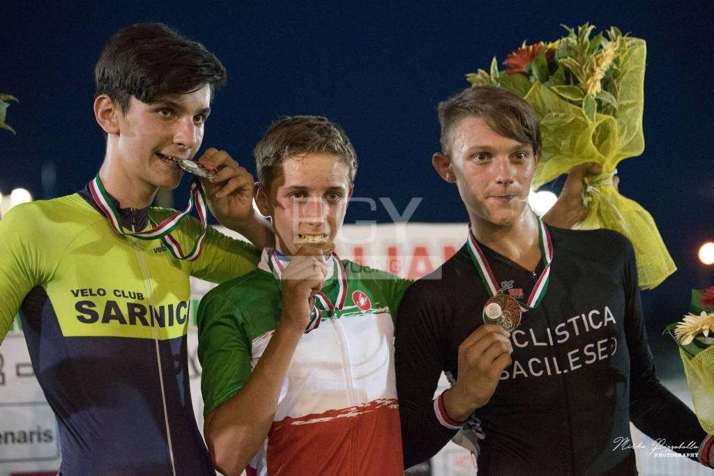 Campionati italiani giovanili di ciclismo su pista_ 1/8