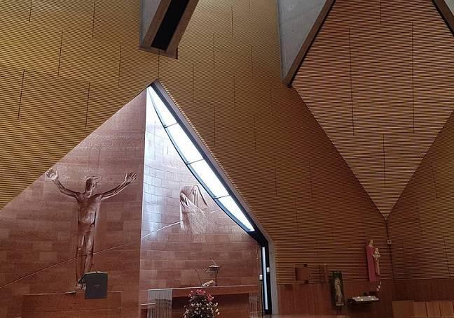 chiesa Botta Seriate