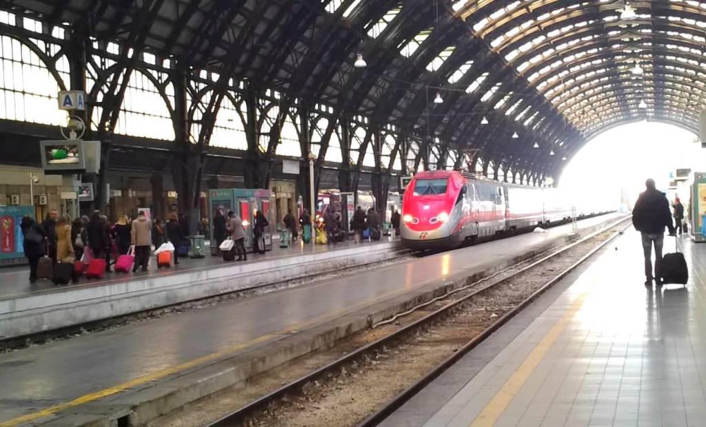 Padova, coppia di turisti sale in treno e dimentica i figli