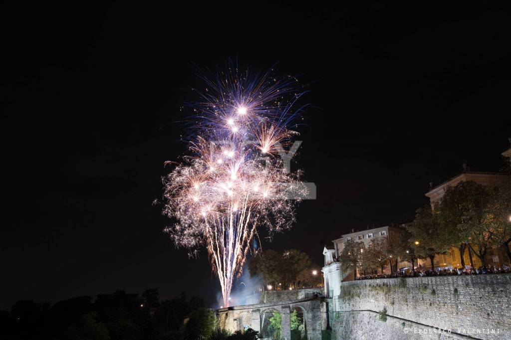 Fuochi d'artificio_ Sant'Alessandro
