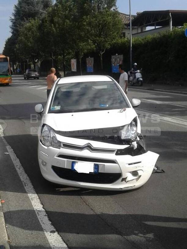 incidente in via baioni