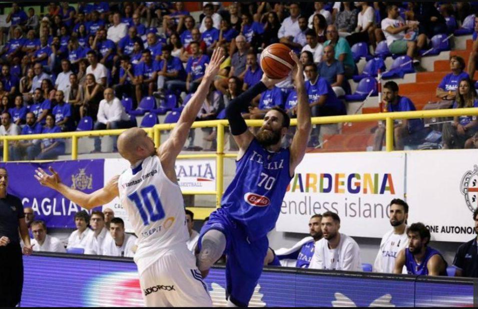 L'Italbasket resta imbattuta e convince con il +20 sulla Turchia