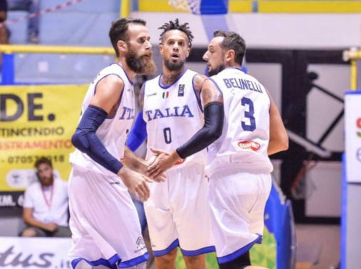 Basket: Italia bene a tratti, doppio record per Beli