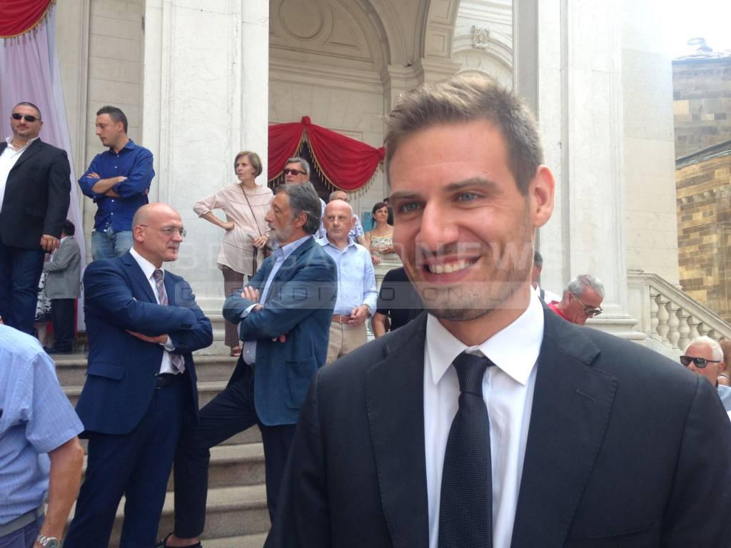 Sant'Alessandro 2017, chi c'era