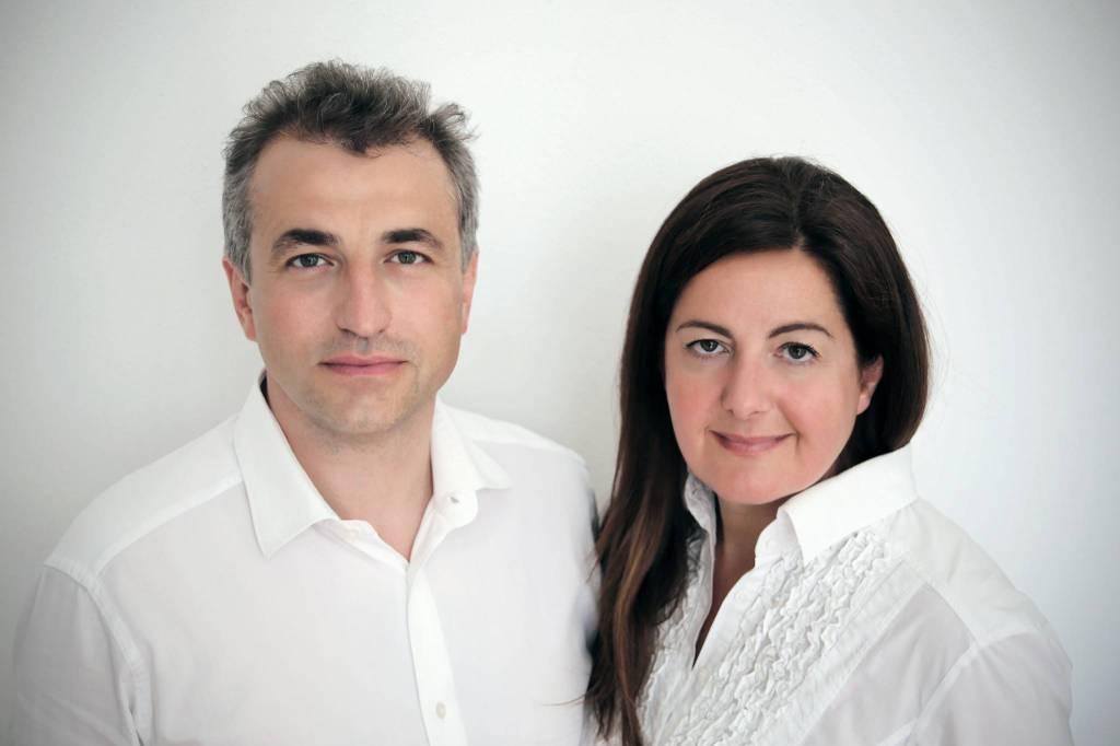 Alberto Basaglia e Natalia Rota Nodari