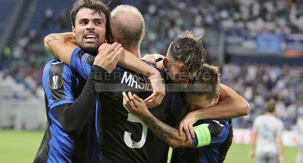 Atalanta-Everton 3-0