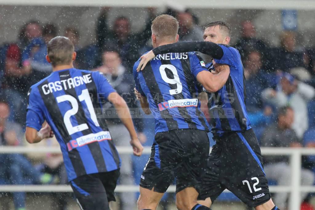 Atalanta-Sassuolo 2-1