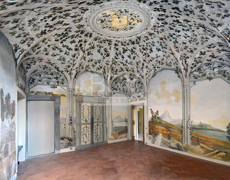 Bergamo segreta: alla scoperta della Villa dei Tasso